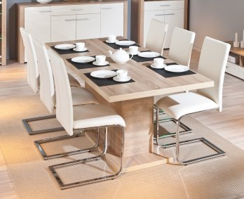 Dining table »ABSOLUTO«