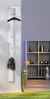 Coat rack »CASA« white